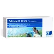 Cetirizin-CT 10 mg Filmtabletten