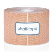 chatt-tape 5 cm x 5 m beige