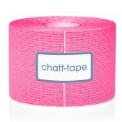 chatt-tape 5 cm x 5 m pink