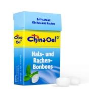 China-Oel Hals- und Rachenbonbons