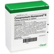Cinnamomum-Homaccord® N Ampullen
