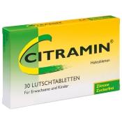 Citramin Halstabletten