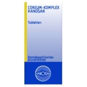 Conium-Komplex-Hanosan Tabletten