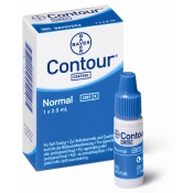 CONTOUR® Kontrolllösung normal