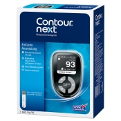 CONTOUR® NEXT Blutzuckermessgerät Set mg/dl
