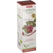 Cranberry Fruchtsaft Bio