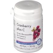 Cranberry Plus C Kapseln