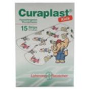 Curaplast Kids Strips einzeln 30630