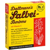DALLMANN'S® Salbeibonbons