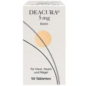 DEACURA® 5 mg