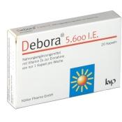 Debora® 5.600 I.E. Kapseln