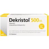 Dekristol® 500 I.E.