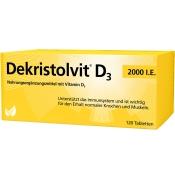 Dekristolvit® D3 2000