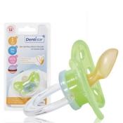Dentistar Beruhigungsschnuller mit Ring für Babys bis zum 1. Zahn
