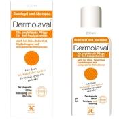 Dermolaval Duschgel + Shampoo