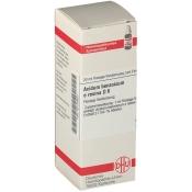 DHU Acidum benzoicum e resina D6 Dilution