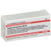 DHU Acidum formicicum LM XII Globuli