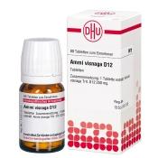 DHU Ammi visnaga D12 Tabletten