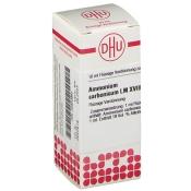DHU Ammonium carbonicum LM XVIII Dilution