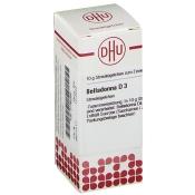 DHU Belladonna D3 Globuli