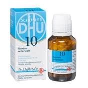 DHU Biochemie 10 Natrium sulfuricum D3