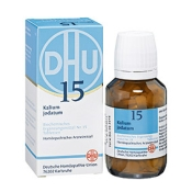DHU Biochemie 15 Kalium jodatum D12