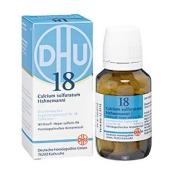 DHU Biochemie 18 Calcium sulfuratum D6