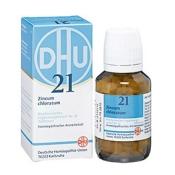 DHU Biochemie 21 Zincum chloratum D6
