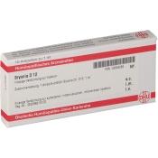 DHU Bryonia D12 Ampullen