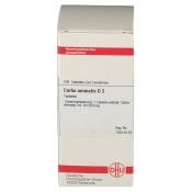 DHU Carbo animalis D3 Tabletten