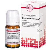 DHU Chromium metallicum D6 Tabletten