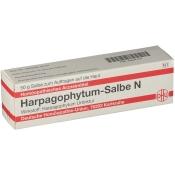 DHU Harpagophytum N Salbe