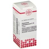 DHU Histaminum hydrochloricum D10 Tabletten