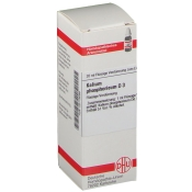 DHU Kalium phosphoricum D3 Dilution