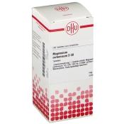 DHU Magnesium carbonicum D30 Tabletten