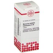 DHU Mercurius solubilis Hahnemanni D30 Tabletten