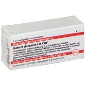 DHU Natrium chloratum LM XXIV Globuli