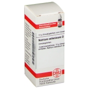 DHU Natrium selenicum D10 Globuli