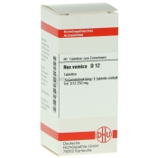 DHU Nux moschata D3 Tabletten