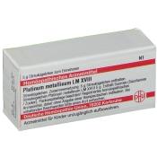 DHU Platinum metallicum LM XVIII Globuli