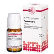 DHU Rauwolfia D12 Tabletten
