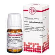 DHU Rhus toxicodendron D12 Tabletten