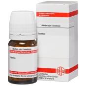 DHU Stibium sulfuratum nigrum D4 Tabletten