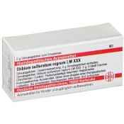 DHU Stibium sulfuratum nigrum LM XXX Globuli
