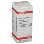 DHU Strontium carbonicum D12 Tabletten