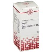 DHU Sulfur D8 Tabletten