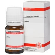 DHU Tartarus stibiatus D4 Tabletten