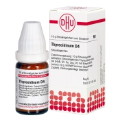 DHU Thyreoidinum D4 Globuli