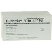 Di-natrium AEDTA-Loesung 1,107% Inj.
