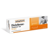 Diclofenac-ratiopharm® Gel